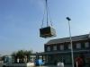 Op transport door de lucht