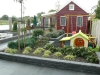 Aanleg tuin met zitkuil