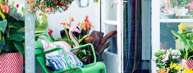 Planten sfeerbepalend op balkon en terras